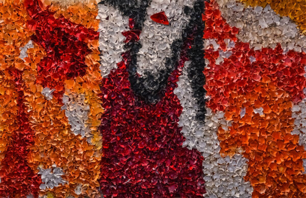 "Painting ""Threesome tango"" by W2W"