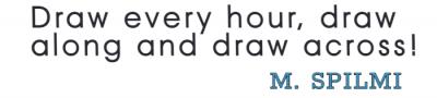 draw every day spilmi logo v5